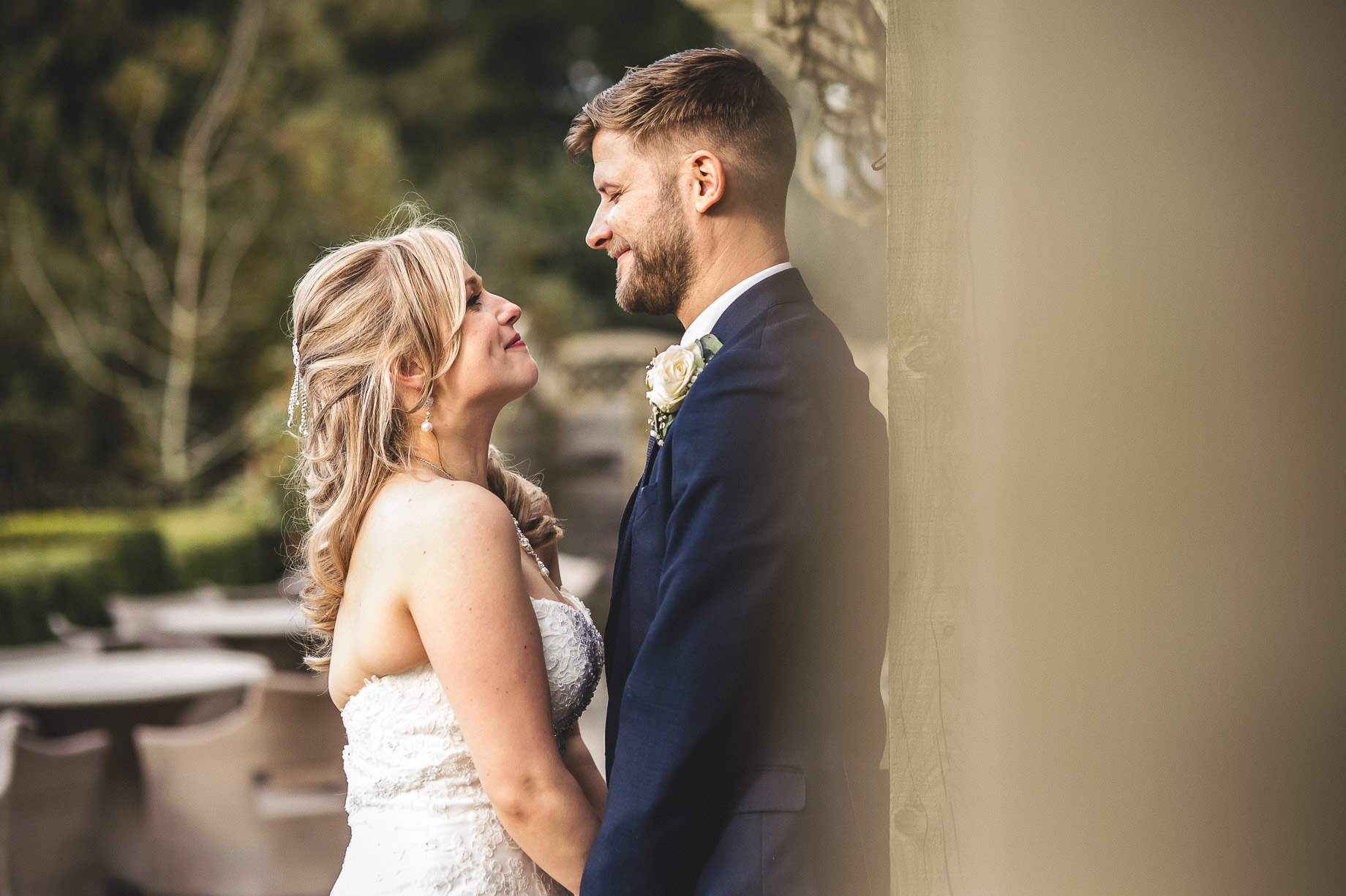 Jenny and Chris' Wedding at Mitton Hall 129