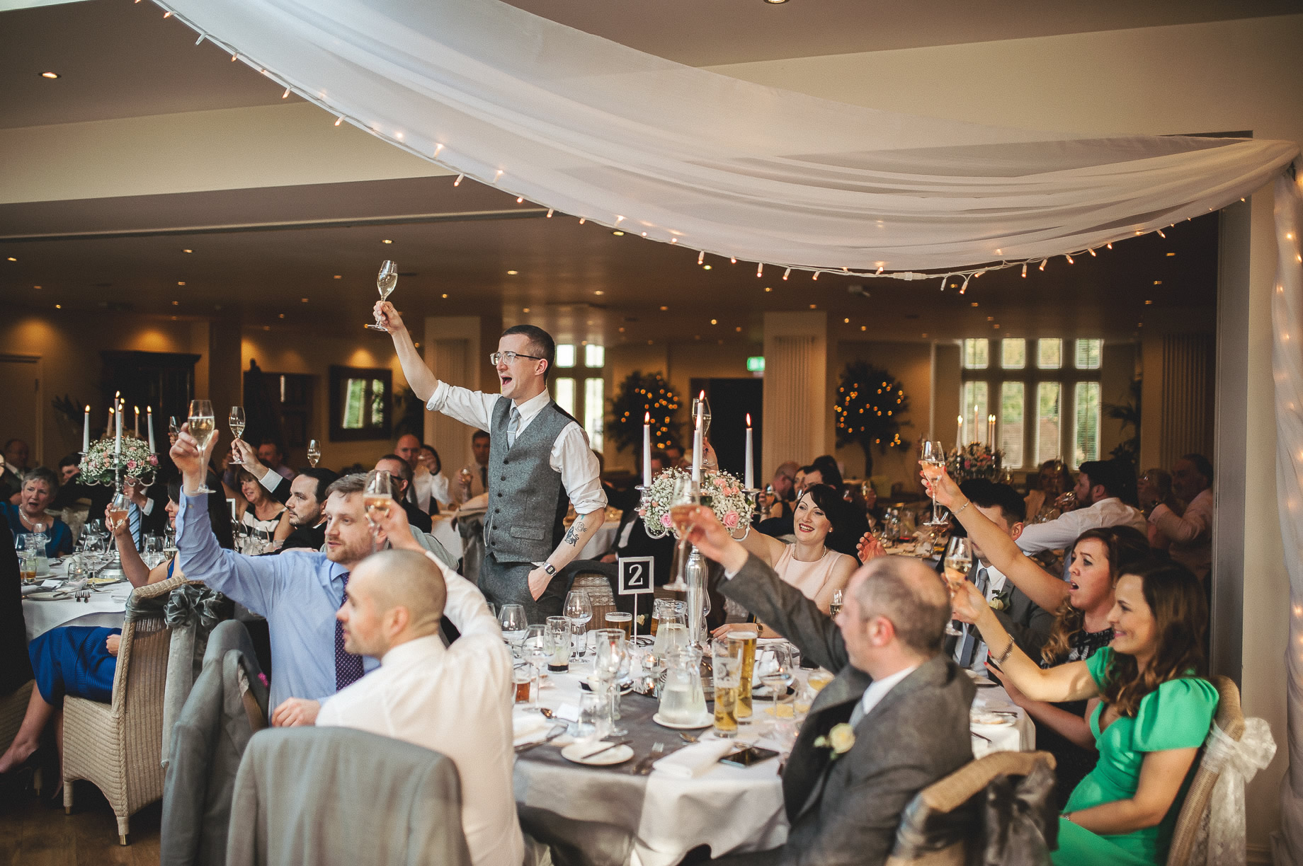 Jenny and Chris' Wedding at Mitton Hall 140