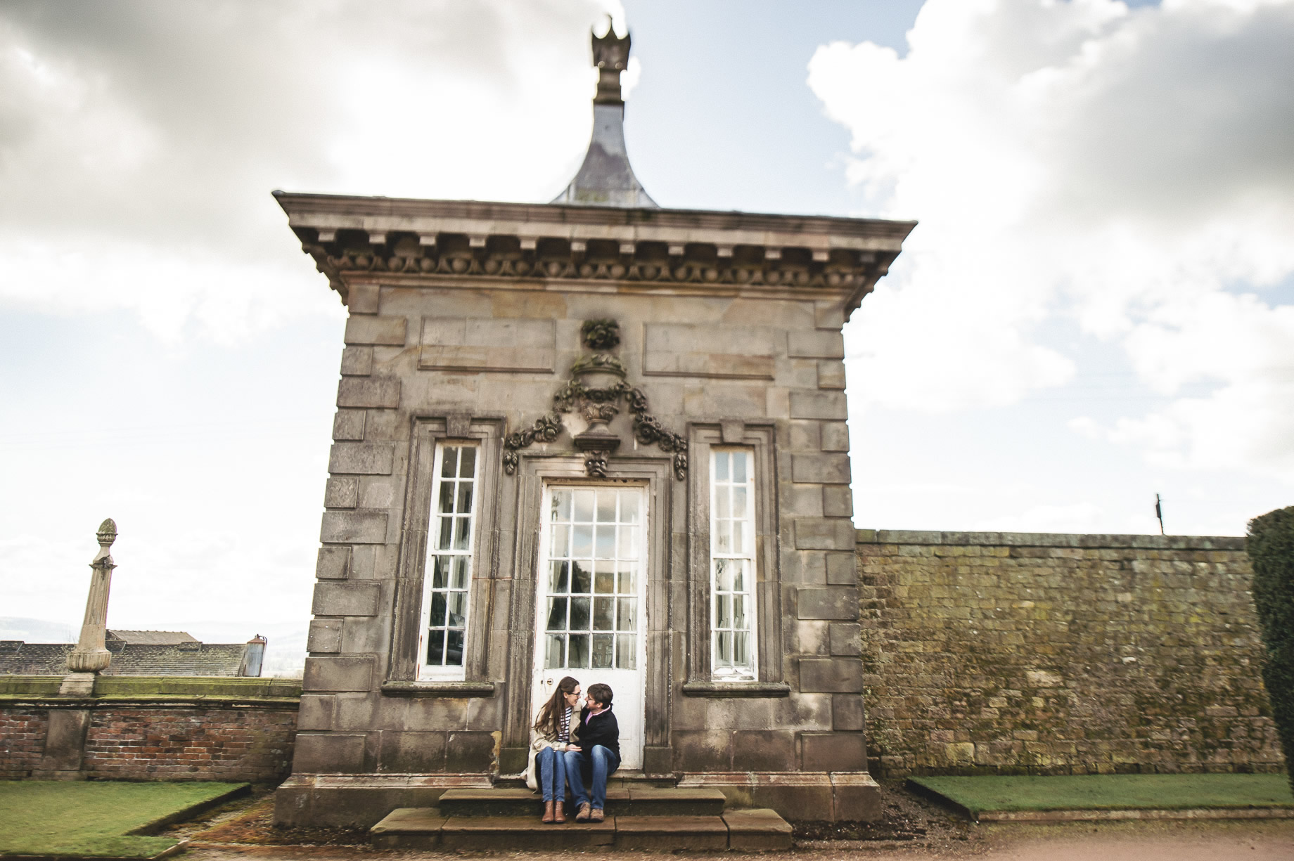 Willow and Luke Portraits at Stonyhurst 002