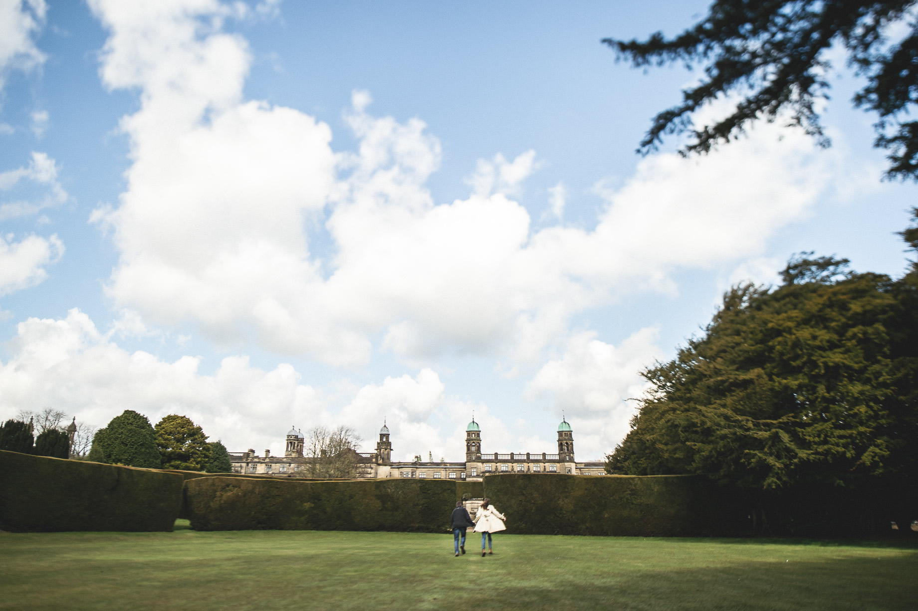 Willow and Luke Portraits at Stonyhurst 003