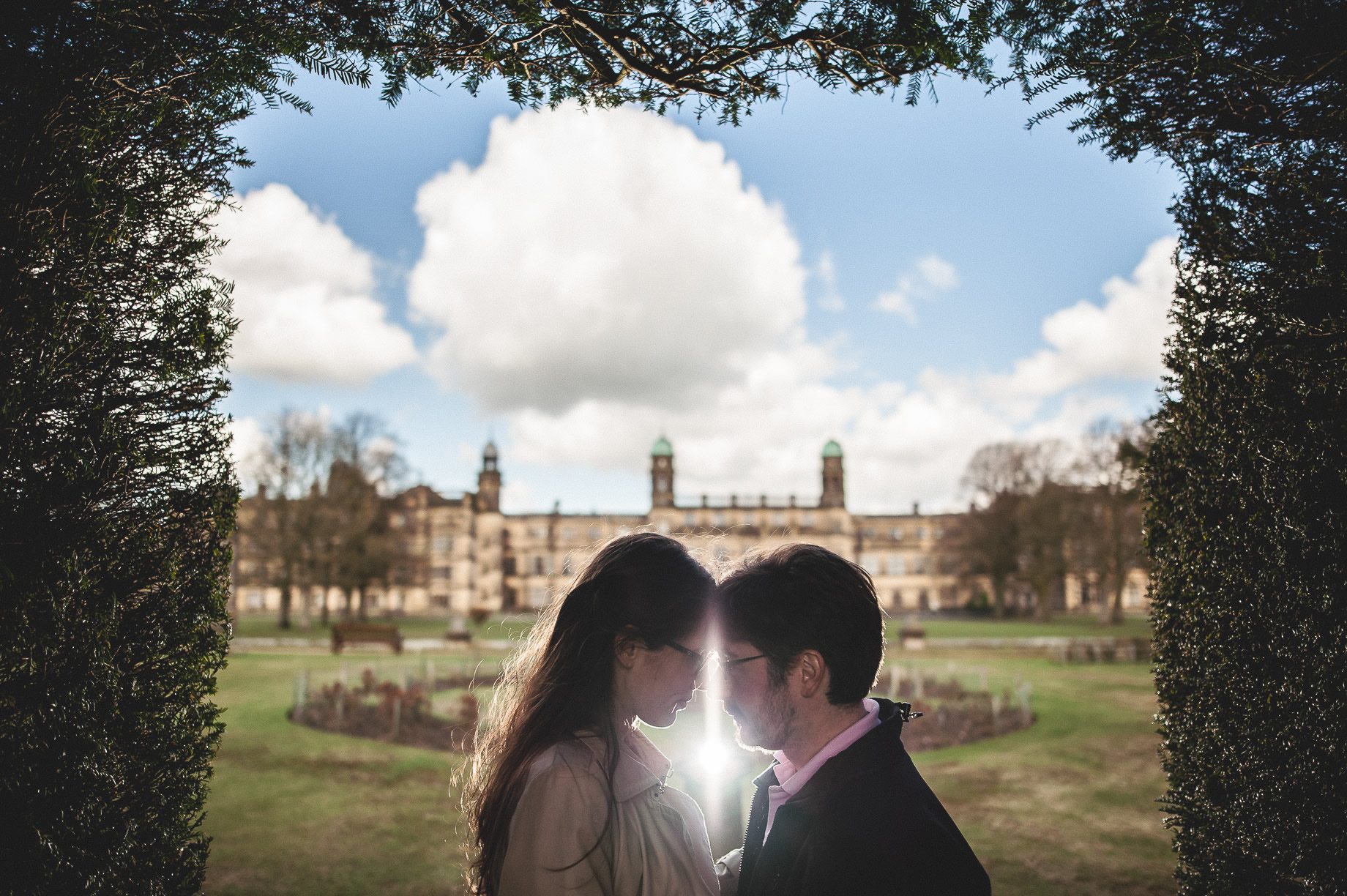 Willow and Luke Portraits at Stonyhurst 007