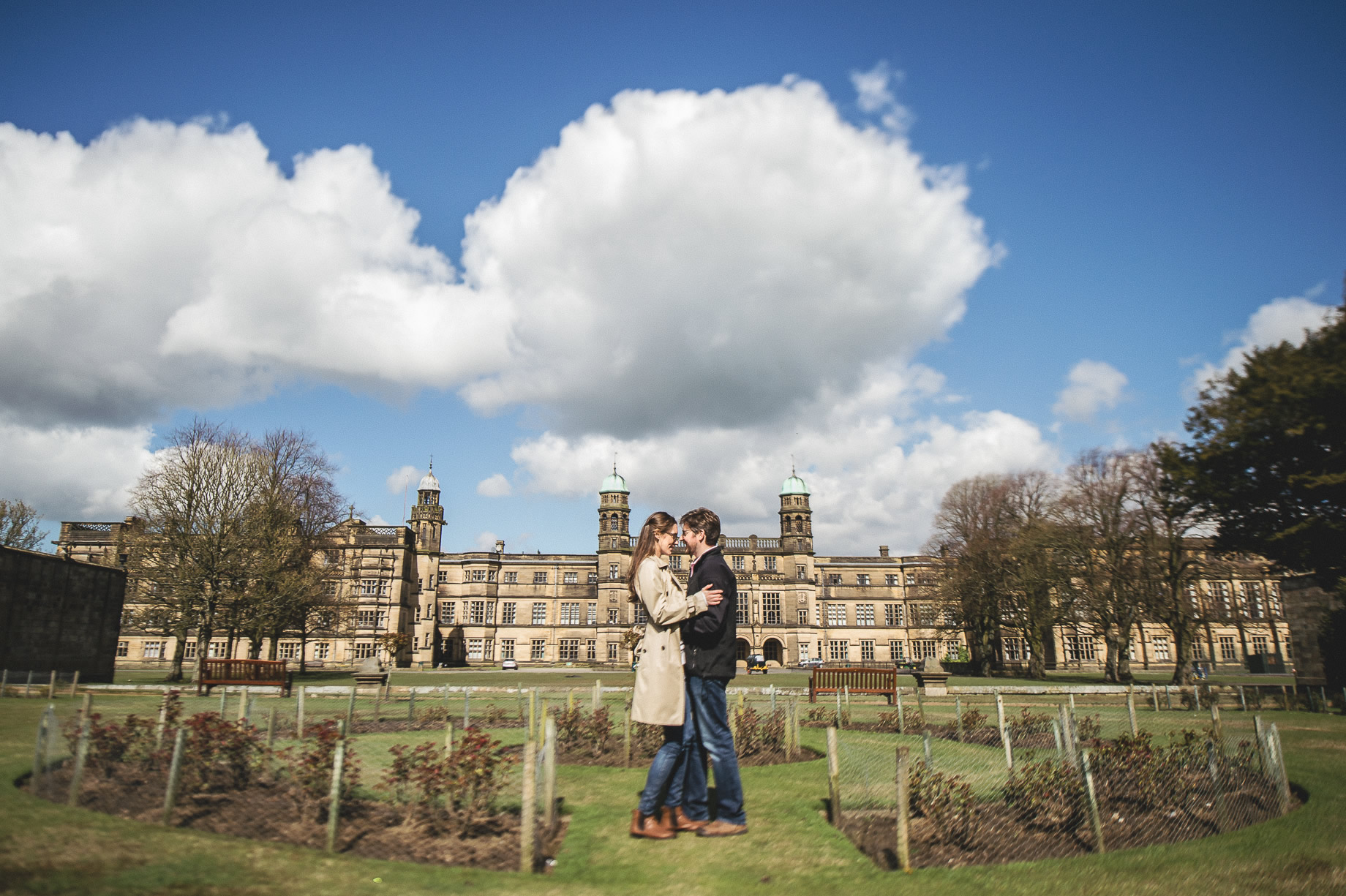 Willow and Luke Portraits at Stonyhurst 008
