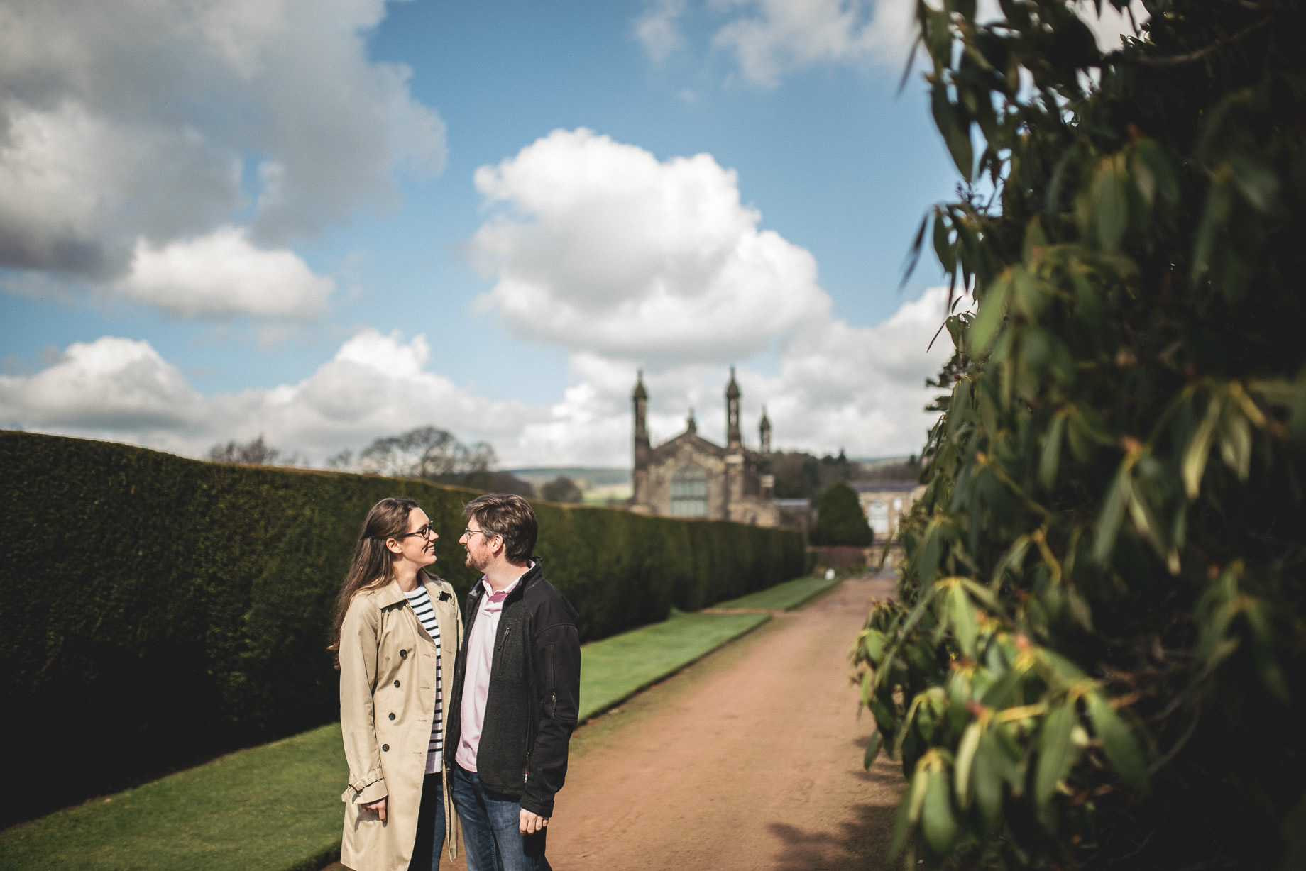 Willow and Luke Portraits at Stonyhurst 010