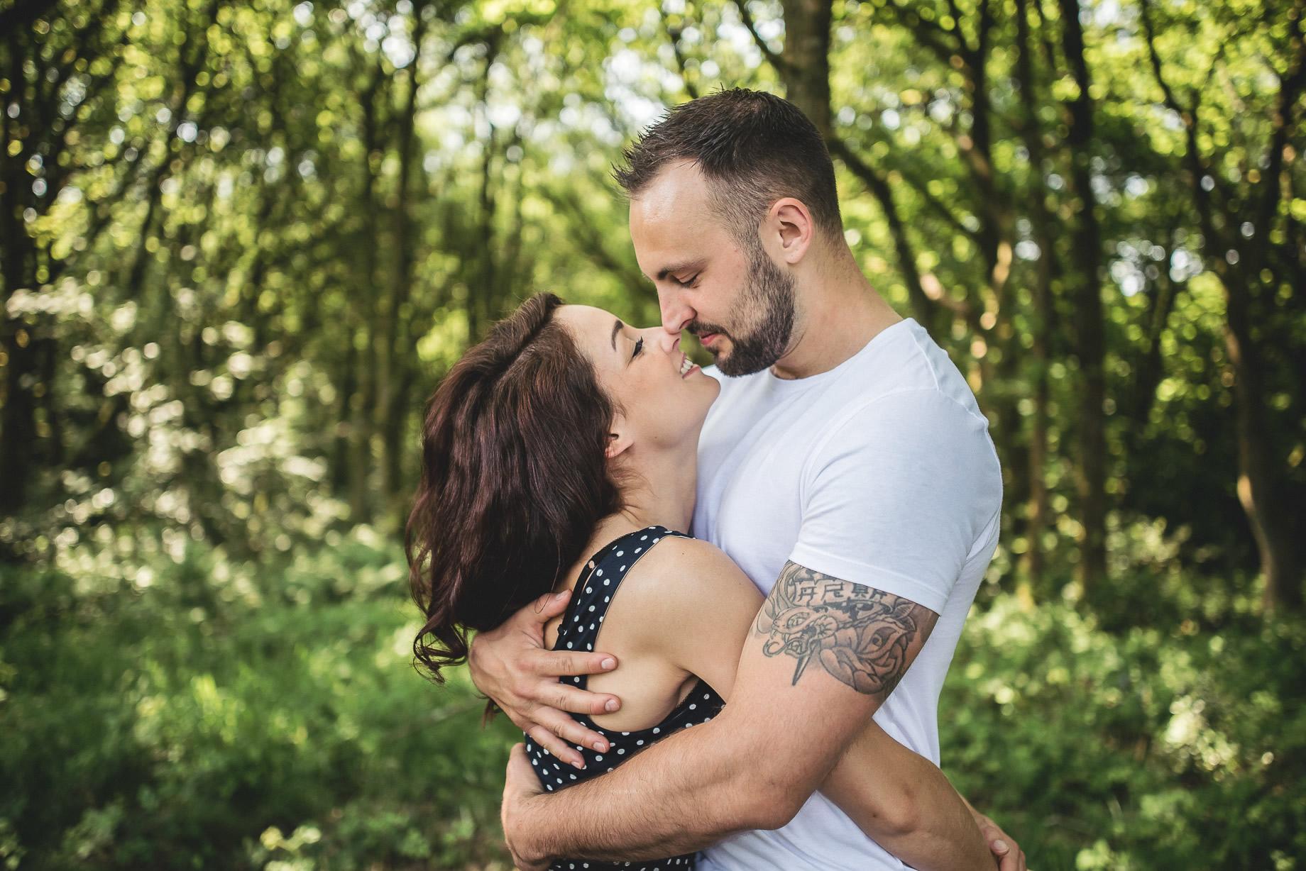 Sofia and Chris' Portrait Shoot at Rivington 020