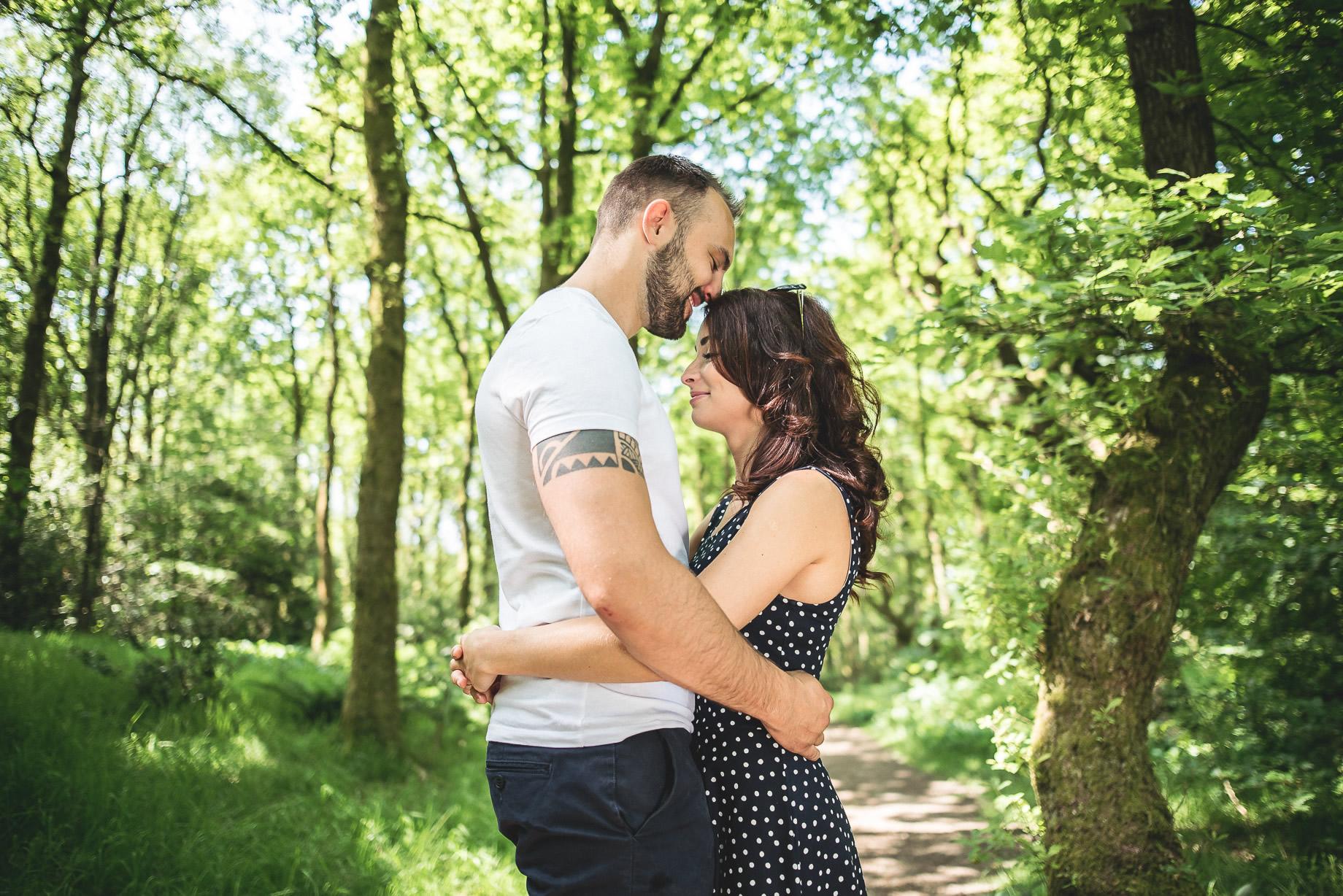 Sofia and Chris' Portrait Shoot at Rivington 027